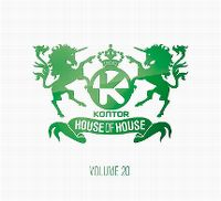 Cover  - Kontor - House Of House - Volume 20