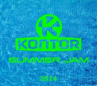 Cover  - Kontor - Summer Jam 2014