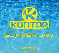 Cover  - Kontor - Summer Jam 2018