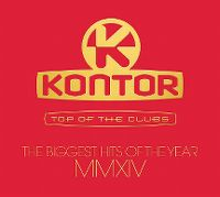 Cover  - Kontor - Top Of The Clubs - Biggest Hits 2014