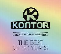 Cover  - Kontor - Top Of The Clubs - The Best Of 20 Years