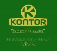 Cover  - Kontor - Top Of The Clubs - The Biggest Hits Of The Year MMXII