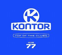 Cover  - Kontor - Top Of The Clubs - Volume 77