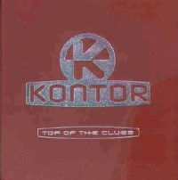 Cover  - Kontor - Top Of The Clubs