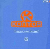 Cover  - Kontor - Top Of The Clubs Volume 02