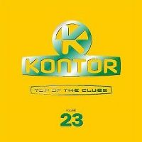 Cover  - Kontor - Top Of The Clubs Volume 23
