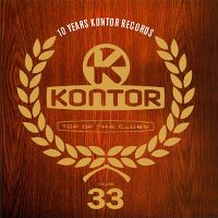 Cover  - Kontor - Top Of The Clubs Volume 33