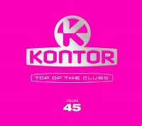 Cover  - Kontor - Top Of The Clubs Volume 45