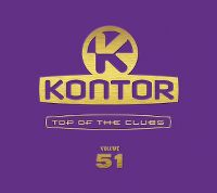 Cover  - Kontor - Top Of The Clubs Volume 51