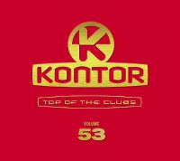 Cover  - Kontor - Top Of The Clubs Volume 53