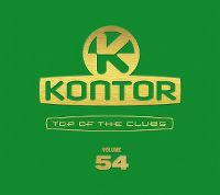 Cover  - Kontor - Top Of The Clubs Volume 54