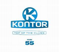 Cover  - Kontor - Top Of The Clubs Volume 55