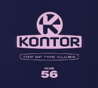 Cover  - Kontor - Top Of The Clubs Volume 56