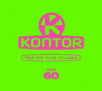Cover  - Kontor - Top Of The Clubs Volume 60