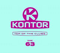 Cover  - Kontor - Top Of The Clubs Volume 63