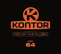 Cover  - Kontor - Top Of The Clubs Volume 64