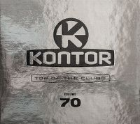 Cover  - Kontor - Top Of The Clubs Volume 70