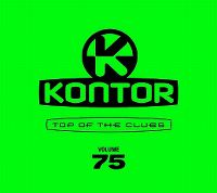 Cover  - Kontor - Top Of The Clubs Volume 75