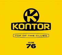 Cover  - Kontor - Top Of The Clubs Volume 76