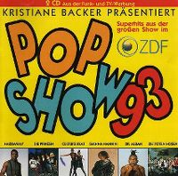 Cover  - Kristiane Backer präsentiert: Pop Show 93