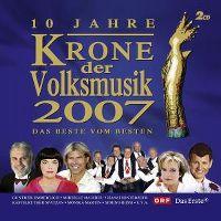 Cover  - Krone der Volksmusik 2007