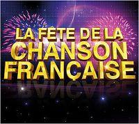 Cover  - La fête de la chanson française 2012