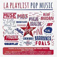 Cover  - La playlist Pop Music - Virgin Radio