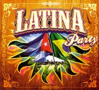 Cover  - Latina Party