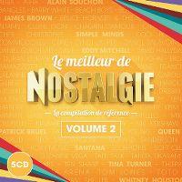 Cover  - Le meilleur de Nostalgie volume 2