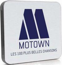 Cover  - Les 100 plus belles chansons Motown