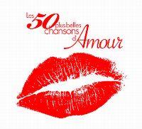 Cover  - Les 50 plus belles chansons d'amour