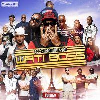 Cover  - Les chroniques du Wati Boss - Volume 1