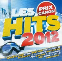 Cover  - Les hits 2012