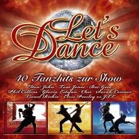 Cover  - Let's Dance - 40 Tanzhits zur Show