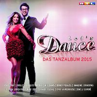Cover  - Let's Dance - Das Tanzalbum 2015