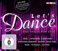 Cover  - Let's Dance - Das Tanzalbum 2016