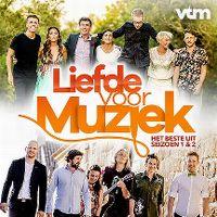 Cover  - Liefde voor muziek - Het beste uit seizoen 1 & 2