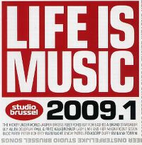 Cover  - Life Is Music 2009.1