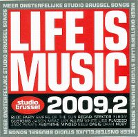 Cover  - Life Is Music 2009.2