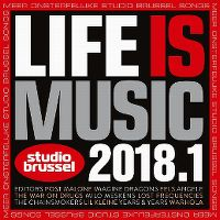 Cover  - Life Is Music 2018.1