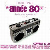 Cover  - L'intégrale année 80