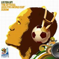 Cover  - Listen Up! The Official 2010 FIFA World Cup Album