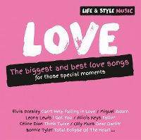 Cover  - Love - Life & Style Music