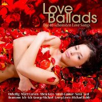 Cover  - Love Ballads - Die 40 schönsten Love Songs