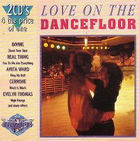 Cover  - Love On The Dancefloor