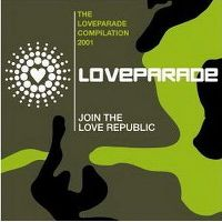 Cover  - Loveparade - Join The Love Republic - The Loveparade Compilation 2001