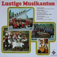 Cover  - Lustige Musikanten