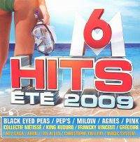 Cover  - M6 Hits été 2009