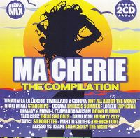 Cover  - Ma cherie - The Compilation