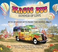 Cover  - Magic Bus - Summer Of Love